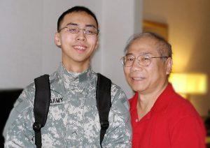 Ming Koh and son, Doug